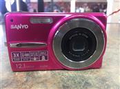 SANYO Digital Camera VPC-X1250